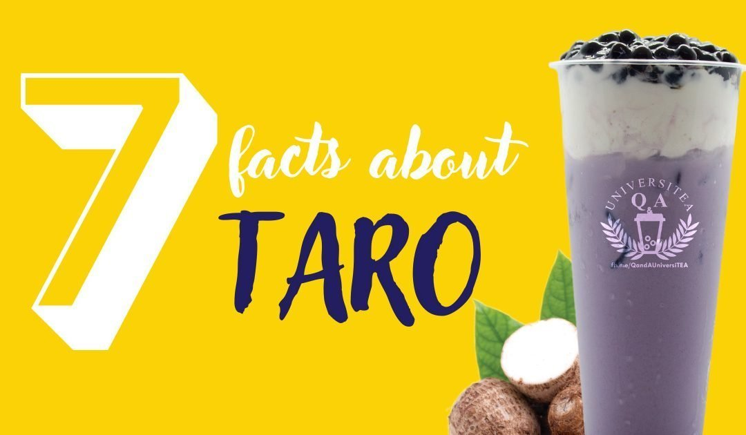 7 Facts about Taro